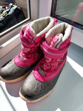 Термо ботинки для дома ( размер 32, стелька 21.5 см)