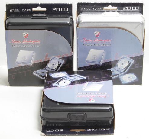 3 Cases Canino Lamborghini para 20cds-dvds ARTIGO 102