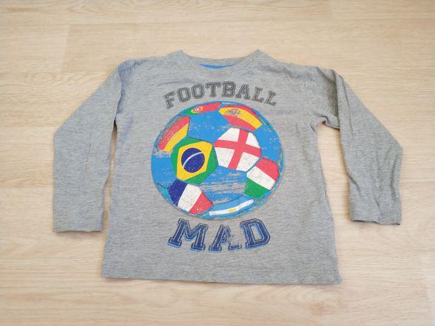Кофта, футболка с длинным рукавом bluezoo, 2-3 года, 92-98