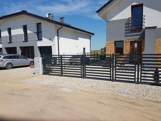 Montaż ogrodzeń,siatki,bramy,panele,automatyka,furtki