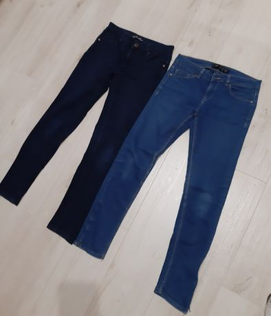 Spodnie damskie jeansowe roz. 38 ZARA