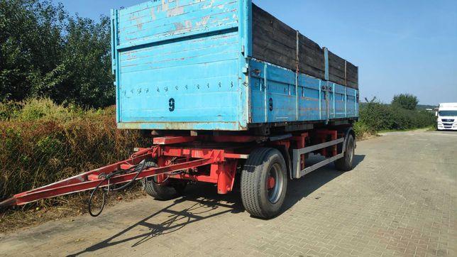 Przyczepa ciężarowa Ackermann