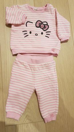 Dresy dla dziewczynki Hm Hello Kitty r.68