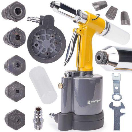 Nitownica pneumatyczna 2,4 - 6,4 mm PM-NP-1400T Powermat