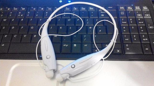 Auricular HV-800 Bluetooth 4.0 Wireless Headset Desportivo