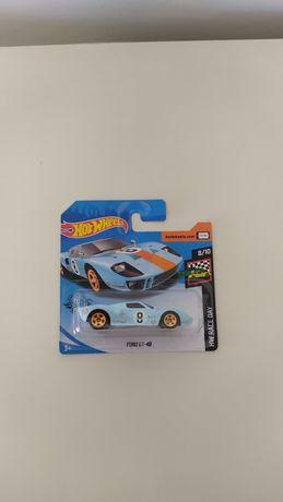 (Troca) Hot Wheels - Ford GT-40