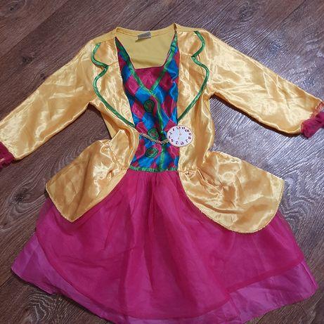 Новогоднее платье часики