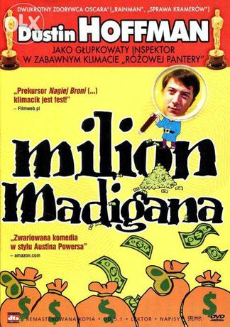 Milion Madigana - komedia