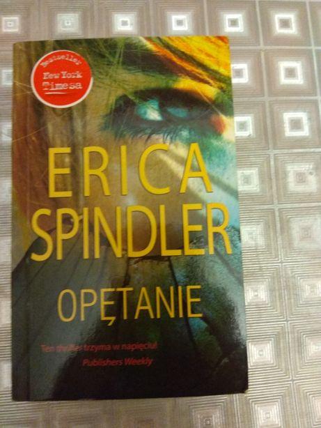 Opętanie Erica Spindler bestseller new York timesa thiller