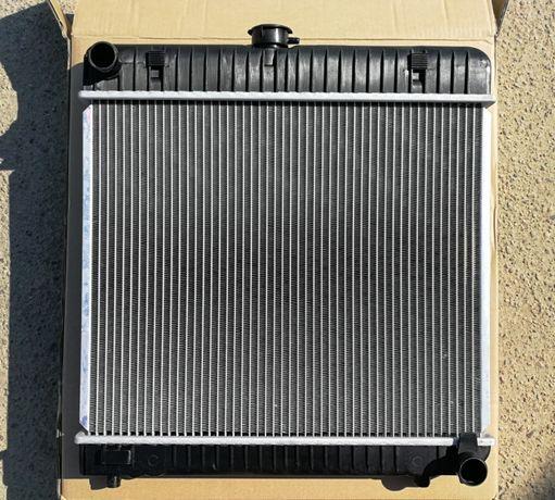 Новый радиатор Mercedes 123, Радиатор Мерседес 123