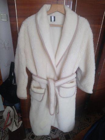 Очень теплый халат