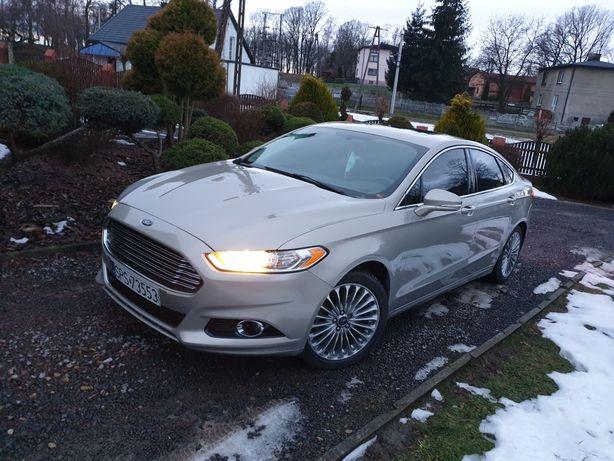 Ford Fusion  titanium mondeo 2.0 ecoboost
