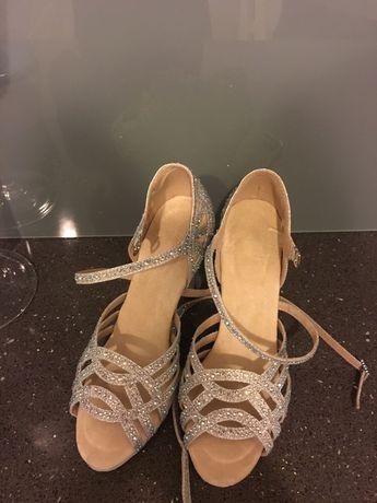 Sandałki do tańca ślub wesele
