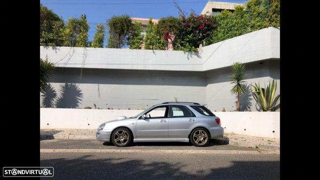 Subaru Impreza Sports Wagon S. 2.0 WRX