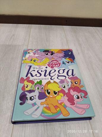 Wielka księga opowieści my little pony