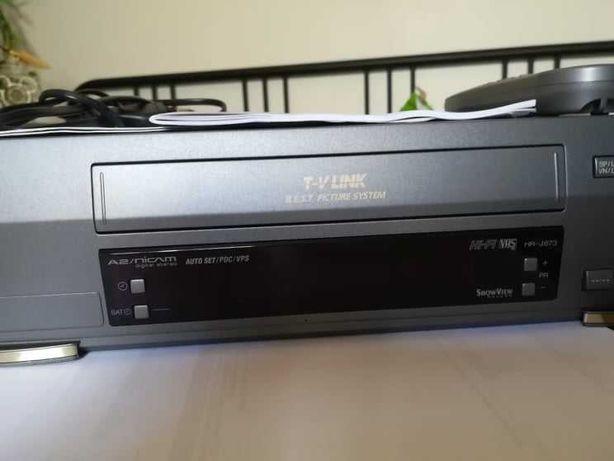 Aparelho Cassete Video VHS marca JVC