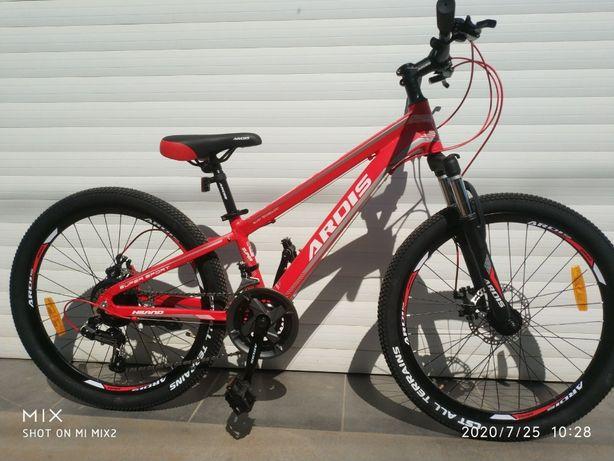 НОВЫЙ алюм горный велосипед Ardis 24 и 26 Shimano ГАРАНТИЯ Comanche