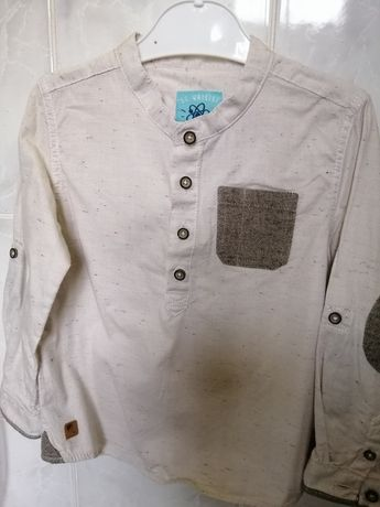 Рубашка lc waikiki zara, H&M, Carters