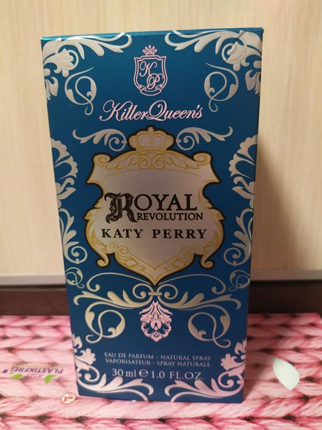 Perfum Royal Katy Perry 30ml nowa