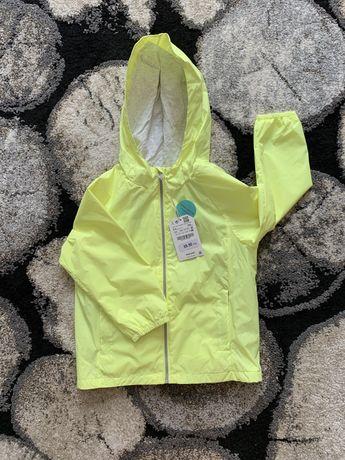 Zara kurtka przeciwdeszczowa