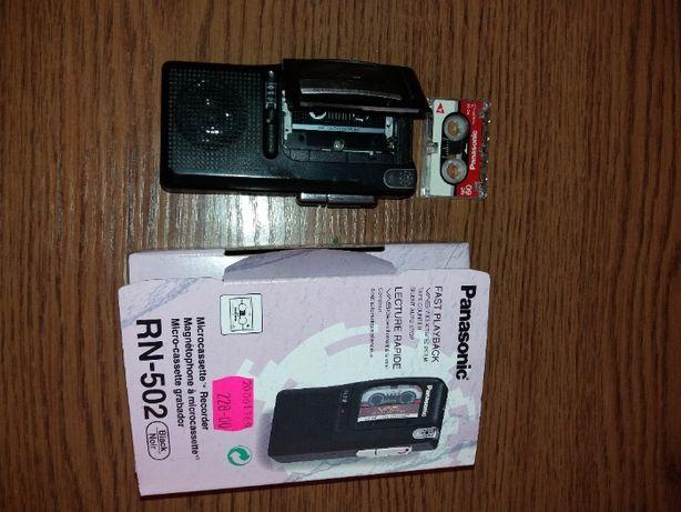 Dyktafon Panasonic RN-502 Japan Osaka