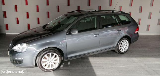 VW Golf Variant 1.9 TDi BlueM Confortline