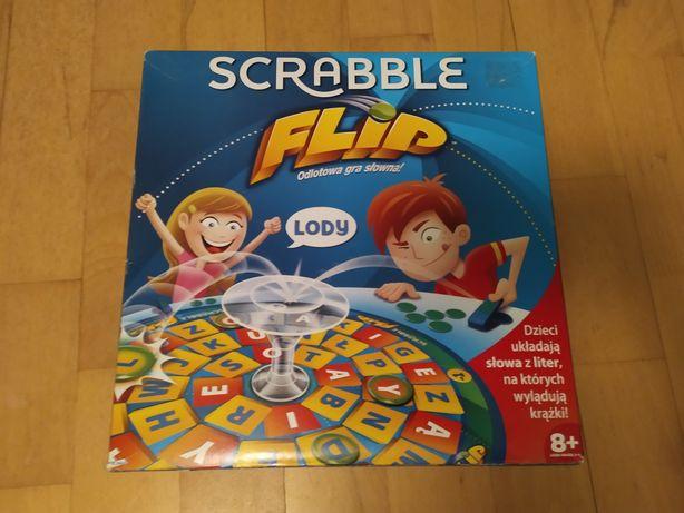 """Gra planszowa """"scrabble flip"""""""
