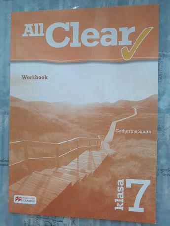 Książka do angielskiego klasa 7