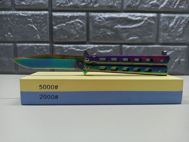 Камень точильный водный заточка ножа 1000/4000 grit