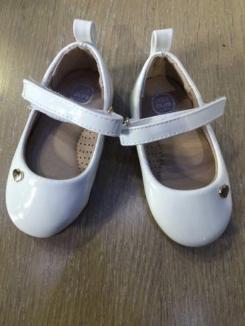 Детские туфли 20 21