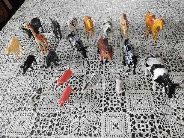 Zestaw zwierzątek