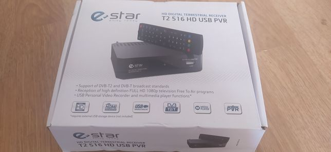 HD digital terrestrial receiver