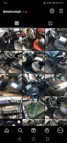 Serviço de Reprogramação Auto(Ecu) E Caixa automática (TCU)