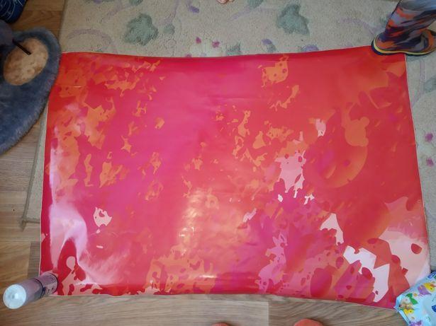 Остатки плёнки Aracal полноцветная печать