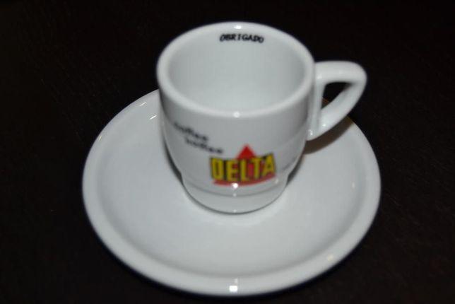 Chávena de café Delta edição dos anos 90 Coleção