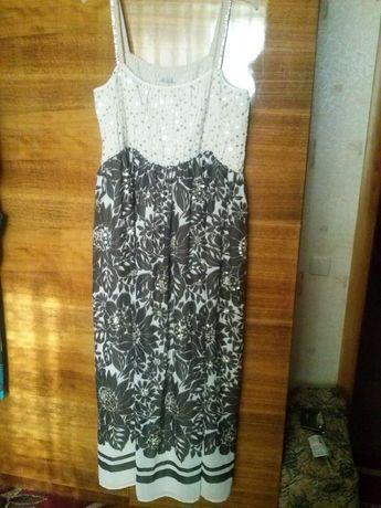 Платье-сарафан 60-62 размер