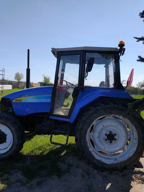 Ciągnik rolniczy Landini 6550