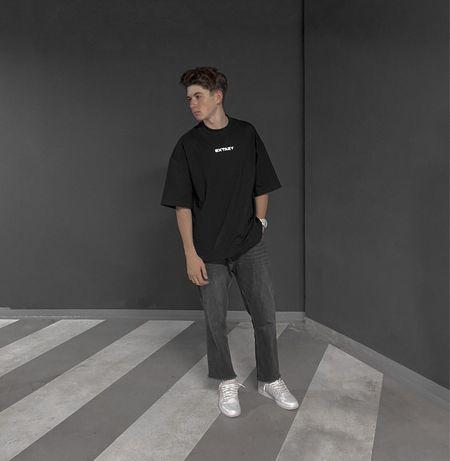 Оверсайз футболка «Extazy»