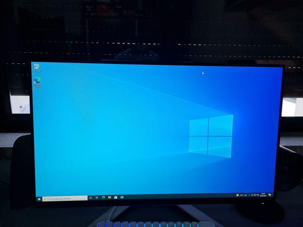 Monitor Dell Alienware 24.5 branco FHD 240 Hz