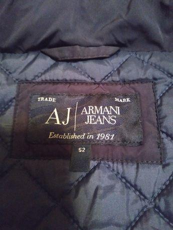 Куртка Armani jeans, north face