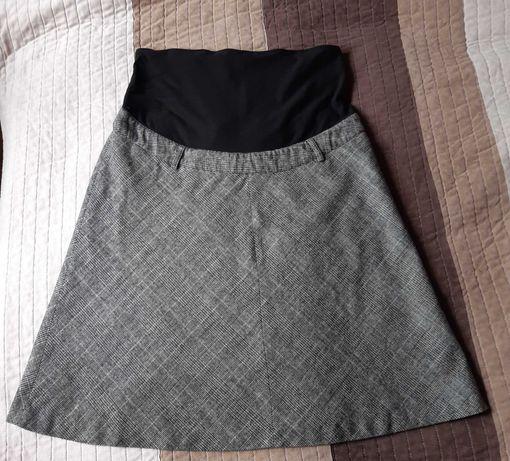 Spódnica ciążowa H&M MAMA rozmiar L z podszewką