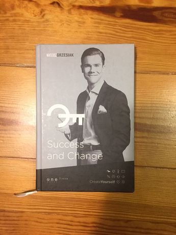 Success and Change, Mateusz Grzesiak