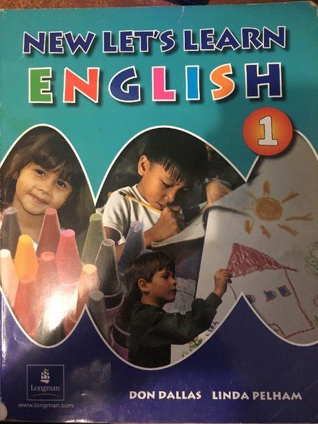 Книжки з англійської мови
