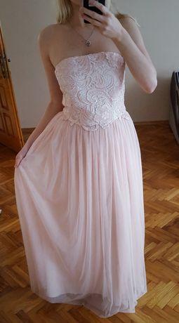 Maxi sukienka tiul r. L