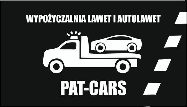 Pat-Cars Laweta POMOC DROGOWA autolaweta Pranie tapicerki samochodowej