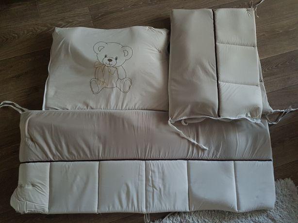 Комплект детского белья Борта Защита в Кроватку Baby Brok Мишка