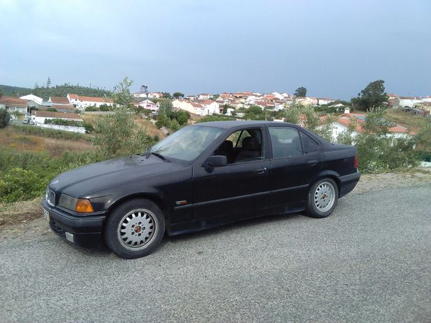 BMW 318 Diesel ano 1994 apenas com 210.000 Kilómetros