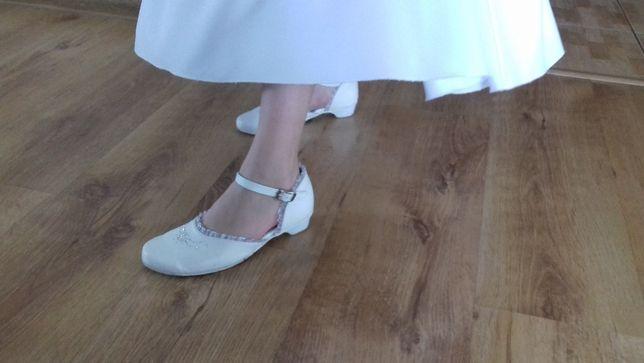 buty komunia rozmiar 34 dziewczynka