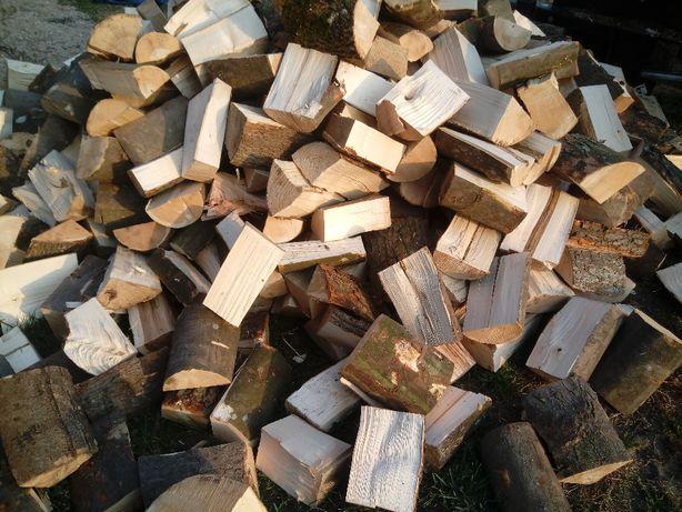 Drewno Drzewo kominkowe opałowe NOWY CENNIK
