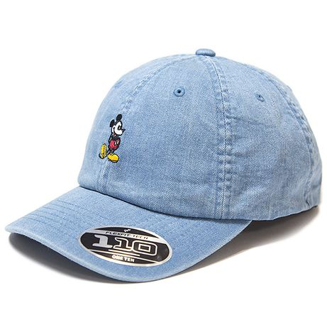 кепка Levi's ® X mickey mouse (новая) flex fit baseball cap